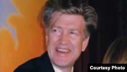 Дэвид Линч на Каннском кинофестивале. 1999 г.