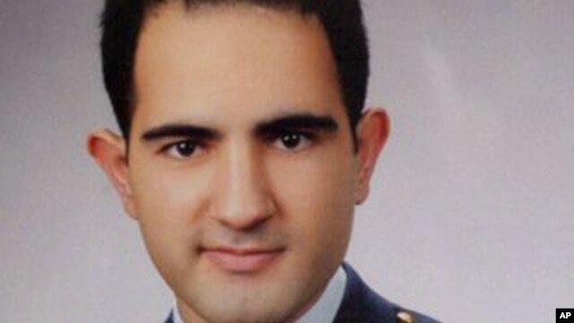 Arhivski snimak Hasana Huseina Aksoja, jednog od pilota oborenog aviona