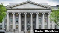 Министерство финансов США (архивное фото)