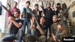 حمص کے حکومت مخالف عسکریت پسند