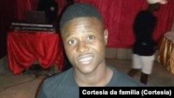 António Domingos Vilola, assassinado no bairro Luanda
