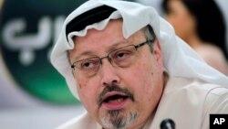 Jamal Khashoggi, na baya bayan nan a jerin fitattun 'yan jaridar da aka kashe.