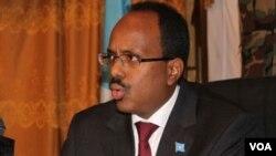 Perdana Menteri Somalia, Mohamed Abdullahi Mohamed Farmajo.
