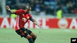 Dan wasan Manchester United Eric Bailly