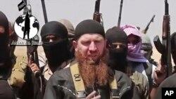 ایک جہادی کمانڈر