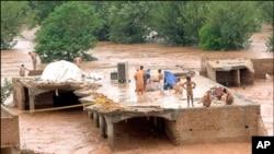 پاکستان میں اس سال بھی سیلاب کاخطرہ منڈلارہا ہے