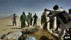بررسی اتهامات قاچاق مواد مخدر توسط نيروی هوايی افغانستان