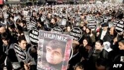 «Դինքի գործով Թուրքիայի կառավարությունը կեղծ հետաքննություն-<br>ներ էր անցկանցում»