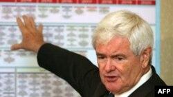 Cựu Dân biểu Cộng hòa Newt Gingrich nổi tiếng khắp nước Mỹ trong thập niên 1990 nhờ giúp đảng Cộng hòa lấy lại thế đa số tại Hạ Viện vào năm 1994
