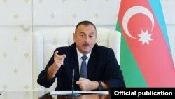 Ilham Əliyev