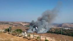 Echange de tirs entre Israël et le Hezbollah libanais