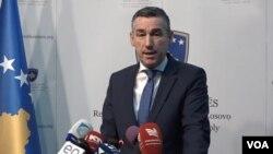 Predsednik Skupštine Kosova Kadri Veselji