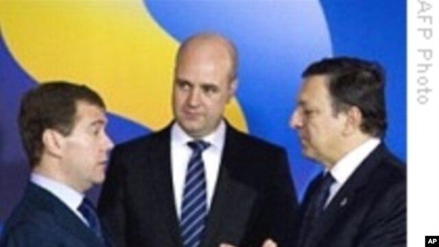 Russia, EU Meet for Mending Relations