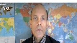 哈德遜研究所(Hudson Institute) 高級研究員及政治和軍事分析中心主任理查德·魏茨(Richard Weitz) 。