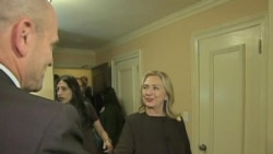Clinton: US Remains Committed to Iraq's Future