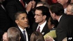 EUA: Filiação partidária determina as reacções ao discurso de Obama