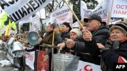 В Україні підприємці протестують проти податкових новацій уряду