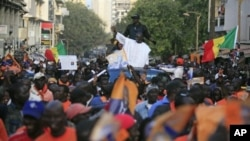 Amatora y'Umukuru w'Igihugu muri Senegal, Yaraye Abaye mu Mutekano, Yamara, Uruhagarara Ntirurangiye