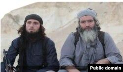 İŞİD militantları
