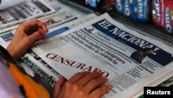 Los desafíos de la prensa en Venezuela serán tratados en la cita de la SIP en Venezuela.