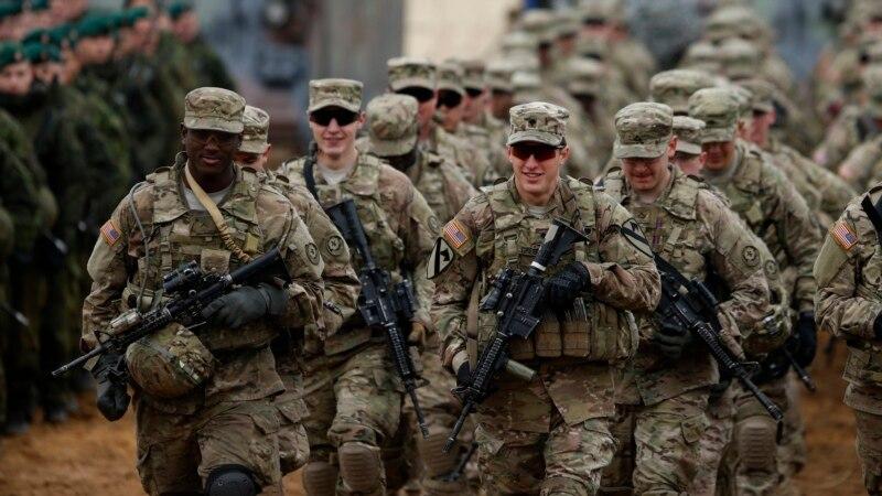 امریکا د ختیځي اروپا د امنیت لپاره سلګونه سرتېري واستول