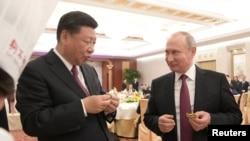 京津景象:普京和哈萨克总统访华,敏感日天安门广场……(2018年6月上旬,20图)