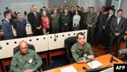 Svečano otvaranje Operativnog centra Komande Vazduhoplovstva i protivvazduhoplovne odbrane