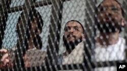 Para militan Al-Qaida yang ditahan di Yaman (foto: dok).