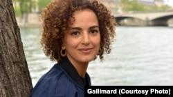 La Franco-marocaine Leïla Slimani a remporté le prix Goncourt, Paris, France, le 3 novembre 2016. (Photo Gallimard)