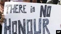 غیرت کے نام پر قتل کے مجرم سزائے موت کے مستحق ہیں، بھارتی عدالت