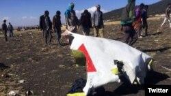 Avião caiu com 157 pessoas a bordo