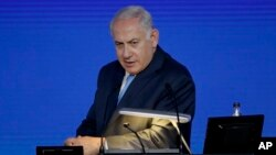 بنیامین نتانیاهو، نخست وزیر اسرائیل