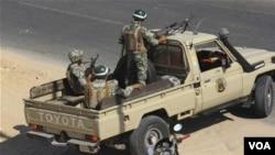 Egipatska vojska na Sinajskom poluostrvu