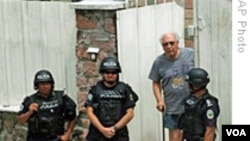 Brasil denuncia acoso en Tegucigalpa