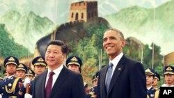 امریکہ اور چین کے صدر کی بیجنگ میں ملاقات ہوئی