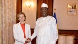 La ministre française des armées à N'Djaména au Tchad