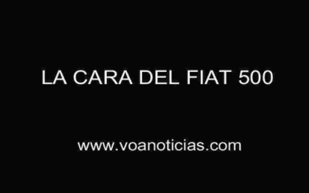 La cara de Fiat 500