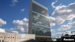 미국 뉴욕의 유엔 본부 건물 (자료사진)