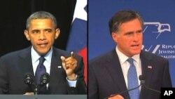 Со различни приоритети на конвенциите: Обама да нагласи што завршил во првиот мандат, Ромни да покаже дека не е исклучен од реалноста
