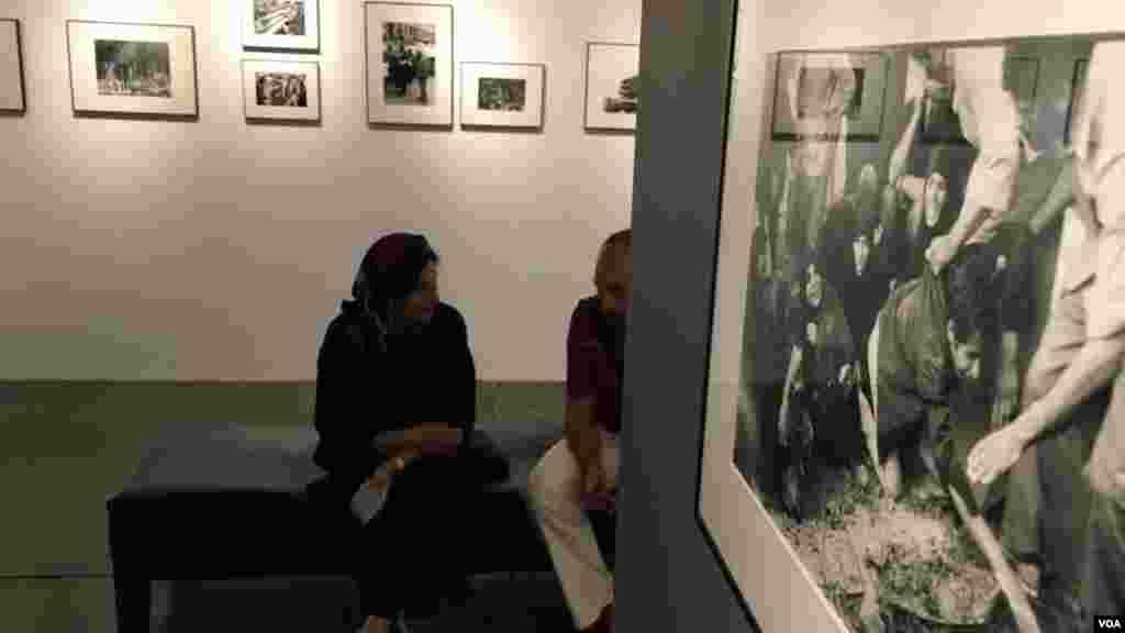 نمایشگاه عکسهای کاوه گلستان