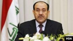 Koalisi gabungan antara blok PM Maliki dan kelompok Aliansi nasional menjadi koalisi terbesar dalam parlemen Irak.