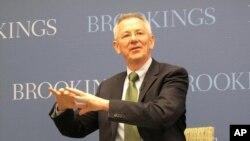 世界银行气候变化特使安德鲁.斯蒂尔
