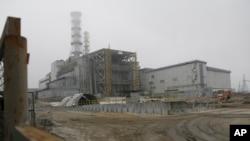 نیروگاه اتمی چرنوبیل
