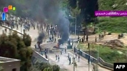 Suriye'de Hükümet Aleyhtarı Gösterilerde Ölü Sayısı Artıyor