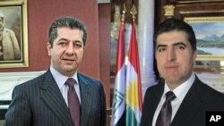 Masrour Barzani & Nechervan Barzani