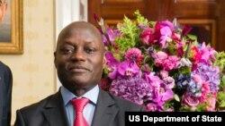 Le président de la Guinée-Bissau, José Mário Vaz