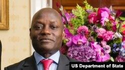 José Mário Vaz, président de la Guinée-Bissau (White House)