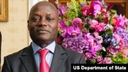 José Mário Vaz, président de la Guinée-Bissau