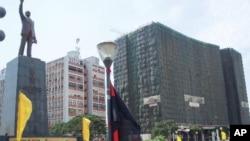 Praça da Independência, em Luanda (Arquivo)