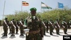 Kikosi cha Umoja wa Afrika Somalia (AMISOM)